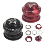 Bicycle Bearing 44mm Built-in Rockbros Bike Cycling Headsets Black Red Cycling