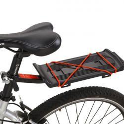 Cykelställ Carrier Seat Väskaage Väska Pannier Storage Rack