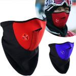 Fahrrad Winter Snowboard Ski Ansatz warmes Gesichtsmaske Schleier Schutz Fahrrad