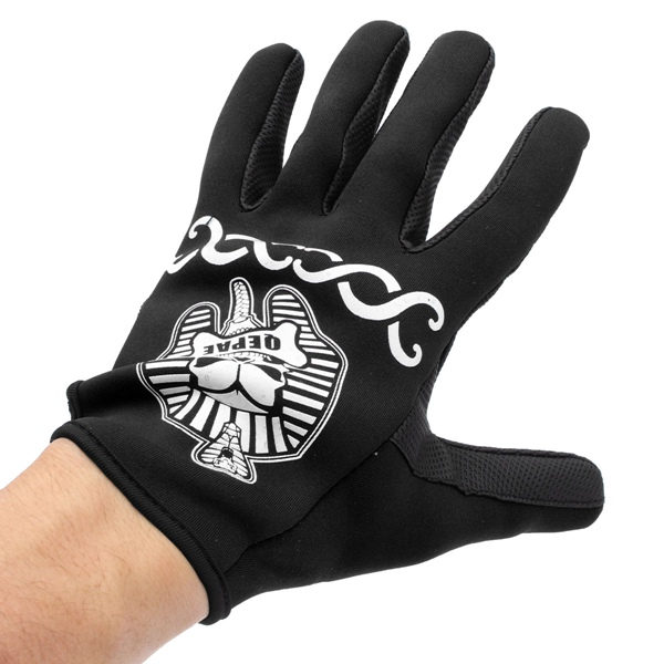Bicycle Bike Winter Sports Warm Cycling Full Finger Gloves Cycling