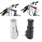 Bicycle Fork Stem Extender Bike Handlebar Riser Head Up Adapter Cycling