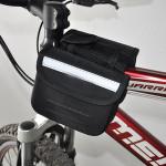 Fahrrad Frontseiten Schlauch Beutel Mountainbike Satteltasche Farbe Optional Fahrrad