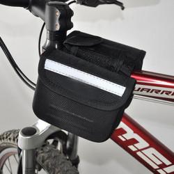Bicycle Front Tube Bag Mountain Bike Saddle Bag Color Optional