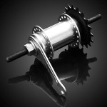 Bicycle Hubs Fixed Gear Bike Drum Brake 36 Holes Refit Accessories Cycling
