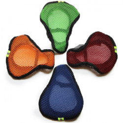 Bicycle Saddle Cover Seat Case Cushion Pad Gridding Breathable 5 Color