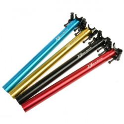 Cykel Sadelpind Aluminium Alloy Cykelsadel Indlæg 27.2 / 30.9 / 33.9mm