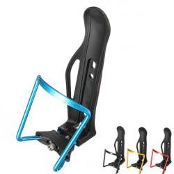 Bike Bicycle Aluminum Alloy Adjustable Water Bottle Cage Holder