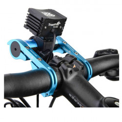 Bike Cykel Cykling Styr Extender Support Holder for Stopur