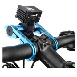 Cykel Cykling Styre Extender Support Hållare för Stopwatch