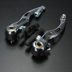 Cykel MTB Road Aluminiumlegering Fram Bak V-Brake Linear Set