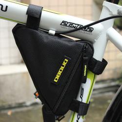 Fahrrad Feld Front Triangle Bag Radfahren Rohrtasche Werkzeugtasche