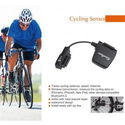 Bluetooth LE Udendørs Bike Cykel Cycle Speed ​​Smart Kadencesensor