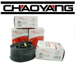 CHAOYANG Bikes 26*1.75-2.125 AV Inner Tube Bicycles Tire 48L Extended