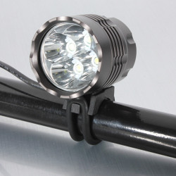 CREE LED XML XM-L T6 4-LED 3-Tilstand Cykel Forlygte
