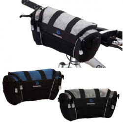 Cycling Bicycle Frame Handlebar Bag Front Basket