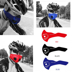 Cykling Bike Bcycle Aktiveret Charcoal Mask Chef Mouth Ansigtsmaske