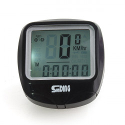 Cycling Bike Bicycle Computer Odometer Speedometer Waterproof