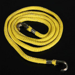 Cykling Cykel Elastisk Rope Bungee Cord Bagage Strap Band