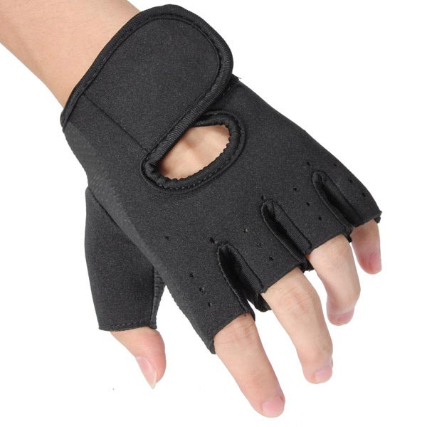 Cycling Fitness Sport Gloves Riding Half Finger Gloves Cycling