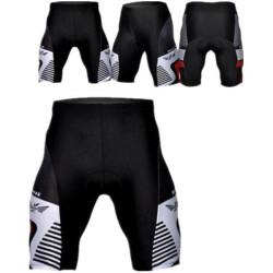 Cykling Bukser Sportstøj Sport Cykel Polstret Shorts