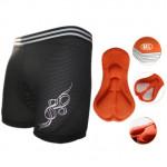 Hosen Radhosen Silikon Auflage Reit Unterwäsche Fahrrad