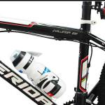 ED-006 Cykel Aluminiumlegering Vattenflaska Cage Holder Cykel