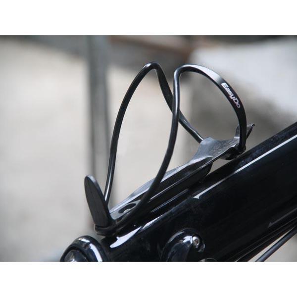 ED-009 Cykel Aluminium Justerbar Vatten Flaskhållare Holder Cykel
