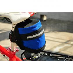 Extensible Bicycle Tail Seat Bag Mountain Bike Saddle Bag