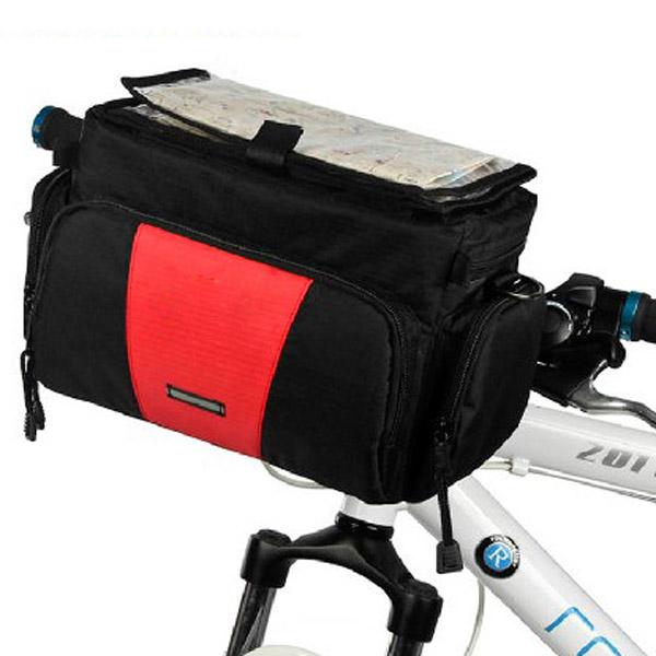 Snabb Loss Cykeltur Väska Styre Väska SLR Camera Väska Cykel