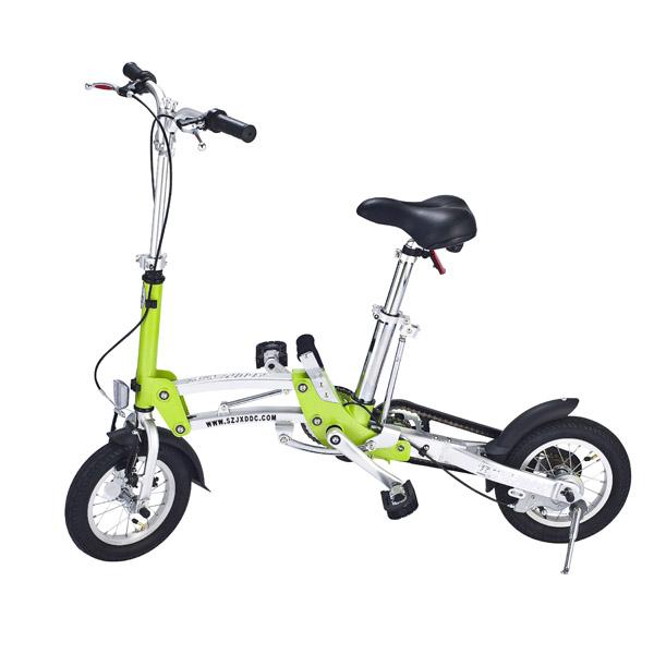 Folding Mini Bike 12inch Wheel Ultra-light Small Bicycle Cycling