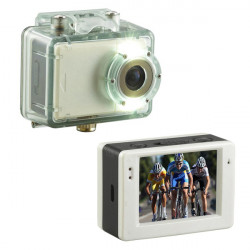 HD 1080p Sport Action Kamera DV 2,0 Tums Pekskärm Vattentät
