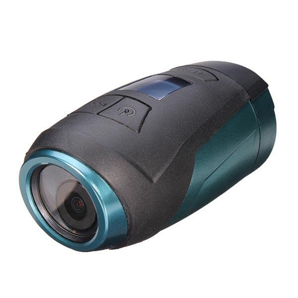 HD 1080p Sport Action Kamera DV Helm Gerät wasserdichtes Fahrrad