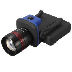 Hiking Fishing Cree Q5 LED Zoomable Cap Light HeadLamp Headlight Torch