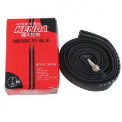 Kenda 700c Rennrad Schlauch Presta Ventil 700x18 / 23C