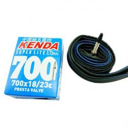Kenda Cykel Inner Tube 700 * 18 / 23C FV 0.73mm MTB Road Bike Däck
