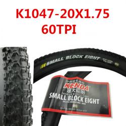 Kenda K1047 20X1.75 Mountain Bike Road Bike Cykel Dæk