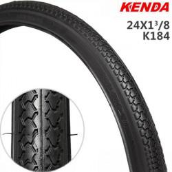 Kenda K142 24*1-3/8 Mountain Bike Road Bike Bicycle Tire