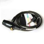 LK-215 Alarm Lock for Bicycle Bike Alarm Lock Wire Lock Cycling