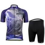 Herren Fahrrad Kleidung Anzug Radfahren Cloth Sportträgerhose Fahrrad