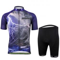 Herren Fahrrad Kleidung Anzug Radfahren Cloth Sportträgerhose