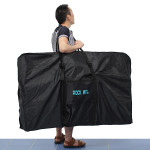 """Mountain Bike Bicycle Folding Bag Carrier Carry Storage Pouch 26"""" Cycling"""