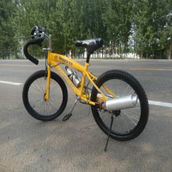 Mountain Bike Bicycle Turbine Motorcycle Sound Exhaust Pipe