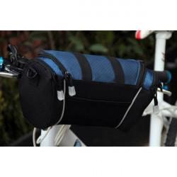 Mountain Bike Riding Equipment Bicycle Front Tube Handlebar Bag