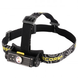 NITECORE HC90 Headlight CREE XM-L2 T6 900 Lumens Headlamp Waterproof