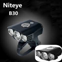 Niteye B30 Cree XM-U2 LED 1000 Lumen Bike Bicycle Light