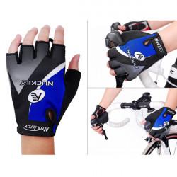 Nuckily Cykling Handskar Cykel Halvfinger Handskar XL