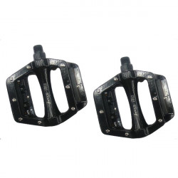 Outdoor Bicycle Mountain Bike Aluminum Alloy Bearing Pedals AL-1012