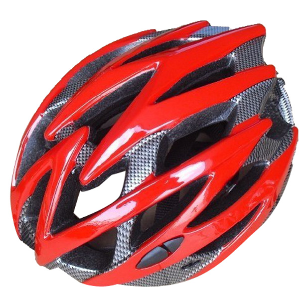 Outdoor EPS Bike Cycling Helmet Senior velvet with 25 Vents Cycling