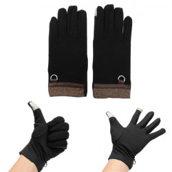 Outdoor Sports Cycling Bicycle Bike Touch Screen Warm Gloves