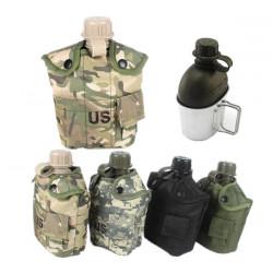 Udendørs Tactical Sport Camping Polymers Portable Kedel